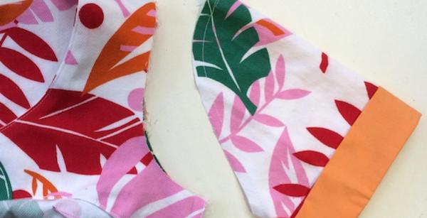 easy to sew -sleeve
